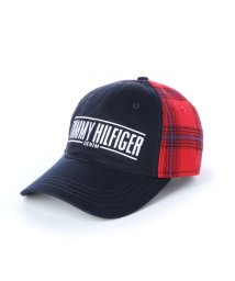 TOMMY HILFIGER/トミーヒルフィガー TOMMY HILFIGER AM LIBERAL ARTS CAP MULTI (レッド)/503332680