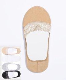 shoppinggo/靴下 フットカバー レディース パンプス用 花柄 脱げにくい 蒸れない ソックス くつ下 socks インナーソックス/503332727