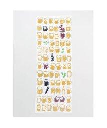 KAYA/【カヤ】ビール手ぬぐい ブラウン/503331271