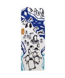 KAYA/【カヤ】ペンギン手ぬぐい ブラック×ブルー/503331328