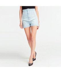 GUESS/ゲス GUESS Alexis Super-High Rise Corset Shorts (SOLARIA)/503332577