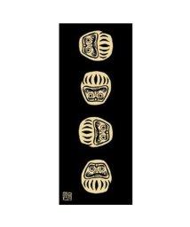KAYA/【カヤ】kenema 気音間 けねま / 注染 手ぬぐい ブラック系その他/503333053