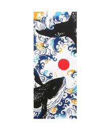 KAYA/【カヤ】kenema 気音間 けねま / 注染 手ぬぐい ブラック×ホワイト/503333054