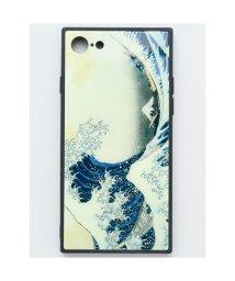 KAYA/【カヤ】iPhone8/7兼用ガラス製スマホケース 和モダン柄スマホくるみ その他1/503333069