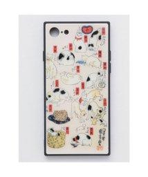 KAYA/【カヤ】iPhone8/7兼用ガラス製スマホケース 和モダン柄スマホくるみ その他17/503333083