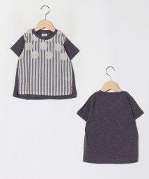 BLUEU AZUR/【BLUEU AZUR】Tシャツ/503313242