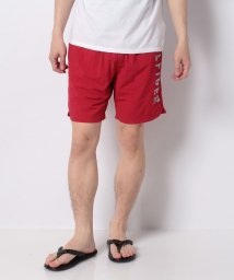 TOMMY HILFIGER/M EU SOLID MED DRAWS TANGO RED/503314797