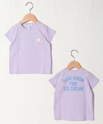 LAGOM/【lagom】アイスクリームプリントTシャツ/503322597