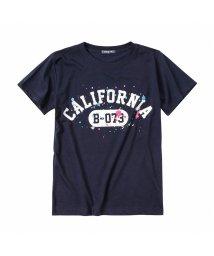 MAC HOUSE(kid's)/T-GRAPHICS ティーグラフィックス ボーイズ プリントTシャツ EJ203-KB118/503335114