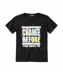 MAC HOUSE(kid's)/T-GRAPHICS ティーグラフィックス ボーイズ プリントTシャツ EJ203-KB119/503335117