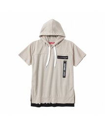 MAC HOUSE(kid's)/Simplify シンプリファイ ボーイズ 裾レイヤードTシャツパーカー N25125MM/503335120
