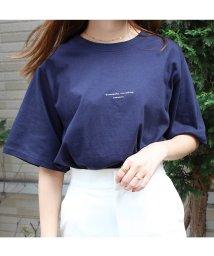 MODE ROBE/シンプルロゴTシャツ/503335429