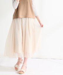 Honeys/シアースカート/503335609