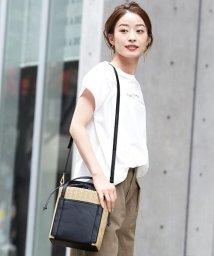 HAPPY EXP/雑材2WAYトートバッグ【ジェイ】/503335681