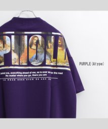 1111clothing/ビッグtシャツ メンズ ビッグシルエット レディース tシャツ 半袖 ビッグシルエットtシャツ 半袖tシャツ プリントtシャツ ヘビーウェイト tシャツ 5分袖/503336388