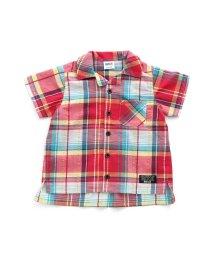 BREEZE/サッカーチェックシャツ/503069192