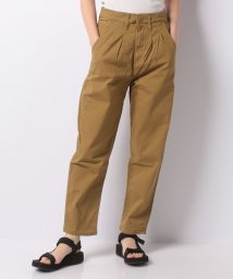 LEVI'S LADY/PLEATED BALLOON  DULL GOLD FINE TWILL/503291769