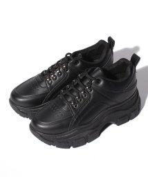 Shoes in Closet/厚底 ダッドレースアップスニーカー 【約6.0cmソール】/503327843