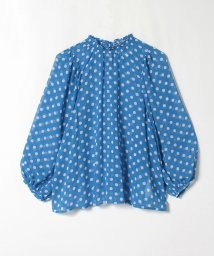To b. by agnes b./WO95 CHEMISE ドットブラウス/503328811