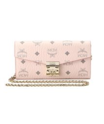 LHP/MCM/エムシーエム/PATRICIA FLAP WALLET LARGE/パトリシア フラップウォレット ラージ/503336419