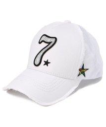 B'2nd/TRE☆STAR(トレスター)NUMBERRING CAP 7/ナンバリングキャップ/503336446