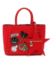 B'2nd/TRE☆STAR(トレスター)WAPPEN TOTE S/ワッペントートバッグ/503336449