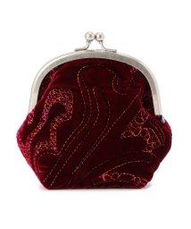 GARDEN/Hender Scheme/エンダースキーマ/velvet quilt snap pouch/ベルベットキルトスナップポーチ/503336479