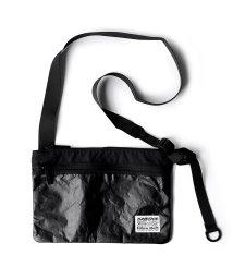 exrevo/サコッシュ レディース メンズ ショルダーバッグ 斜め掛け「紙袋風 サコッシュバッグ ミニ」ペットボトル/503337541