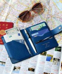 exrevo/パスポートケース スキミング防止 磁気防止 レザー調 レディース メンズ スリム 母子手帳ケース 保険証ケース/503337543