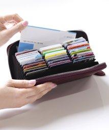exrevo/カードケース じゃばら 大容量 本革 スキミング防止 磁気防止 通帳ケース パスポートケース レディース メンズ/503337545
