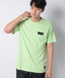 LEVI'S MEN/SKATE GRAPHIC SS TEE LSC PARADISE GREEN/503291590