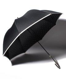 pink trick/BE SUNNY ビーサニー 深張ジャンプ傘 長傘 インサイドドット (晴雨兼用 UVカット 紫外線カット 耐風 軽量 撥水)/503323673