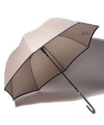 pink trick/BE SUNNY ビーサニー 深張ジャンプ傘 長傘 インサイドドット (晴雨兼用 UVカット 紫外線カット 耐風 軽量 撥水)/503323674
