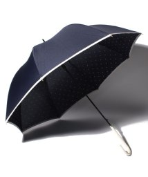 pink trick/BE SUNNY ビーサニー 深張ジャンプ傘 長傘 インサイドドット (晴雨兼用 UVカット 紫外線カット 耐風 軽量 撥水)/503323675