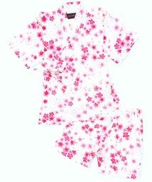 NEXT WALL/「939-00」子供用 甚平 キッズ ベビー 男の子 ボーイズ 韓国子供服 上下セット お祭り 赤ちゃん甚平 浴衣 /503335318