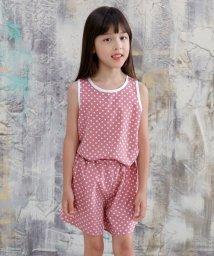 子供服Bee/セットアップ(ノースリーブトップス&ショートパンツ)/503337311