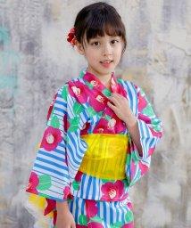 子供服Bee/選べる セパレートタイプ浴衣 3点セット/503337313