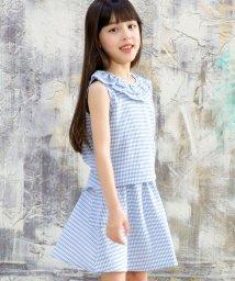 子供服Bee/セットアップ(ノースリーブトップス&ミニスカート)/503337514