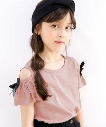 子供服Bee/肩リボンオフショル/503337525