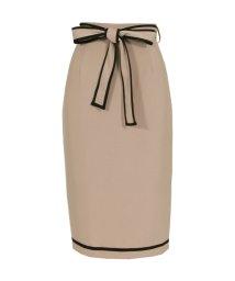 Julia Boutique/ウエストリボンパイピングタイトスカート/510721/503339448