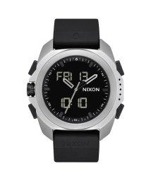 NIXON/ニクソン NIXON Ripley (Silver / Black)/503340467