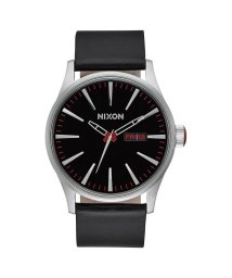 NIXON/ニクソン NIXON Sentry Leather (Black)/503340532