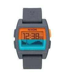 NIXON/ニクソン NIXON Base Tide (Gray / Orange / Teal)/503340638
