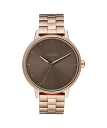 NIXON/ニクソン NIXON Kensington (Rose Gold / Taupe)/503340639