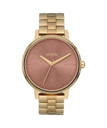 NIXON/ニクソン NIXON Kensington (Light Gold / Marsala)/503340645