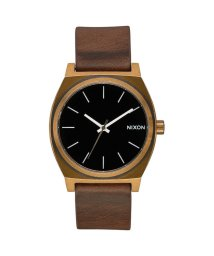 NIXON/ニクソン NIXON Time Teller (Brass / Black / Brown)/503340646
