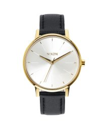 NIXON/ニクソン NIXON Kensington Leather (Gold / White / Black)/503340648