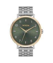 NIXON/ニクソン NIXON Arrow (Silver / Gold / Agave)/503340649