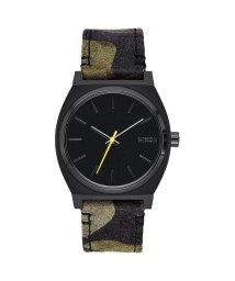 NIXON/ニクソン NIXON Time Teller (Black / Camo / Volt)/503340653
