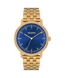 NIXON/ニクソン NIXON Porter (All Gold / Blue Sunray)/503340658
